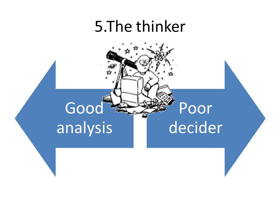5.The thinker