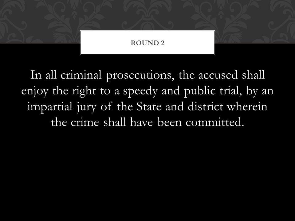 U.S. Bill of Rights Answer: Cesare Beccaria