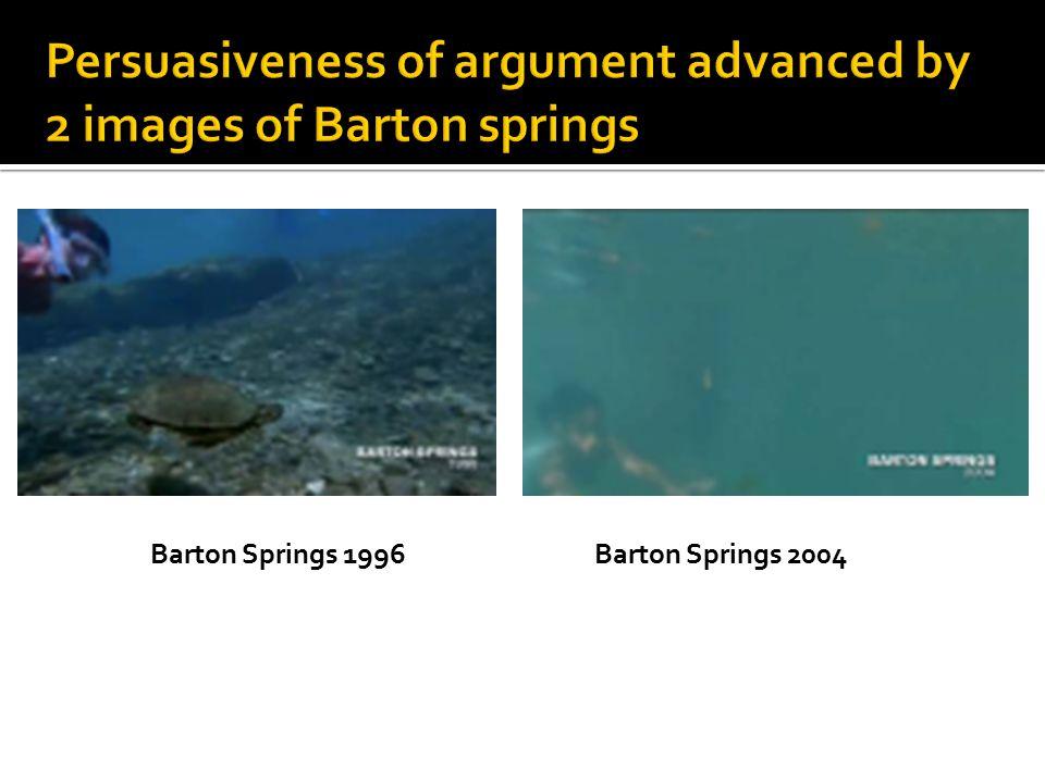 Barton Springs 1996Barton Springs 2004