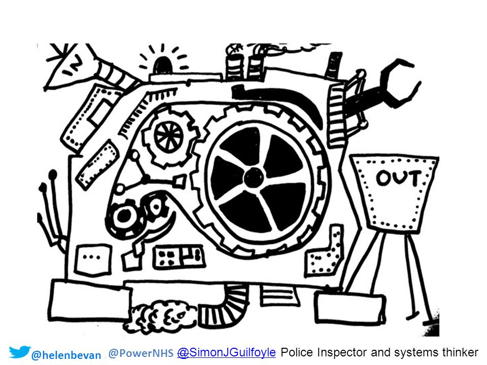 @helenbevan #Staffschange @PowerNHS @SimonJGuilfoyle@SimonJGuilfoyle Police Inspector and systems thinker