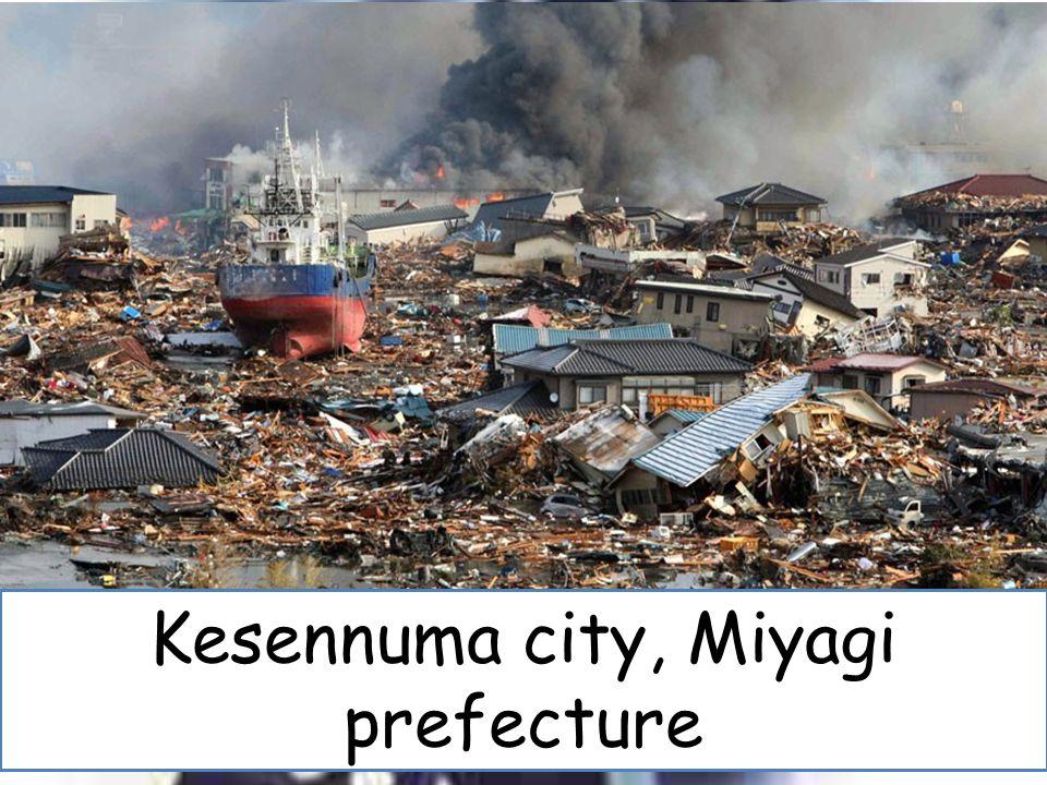 Kesennuma city, Miyagi prefecture