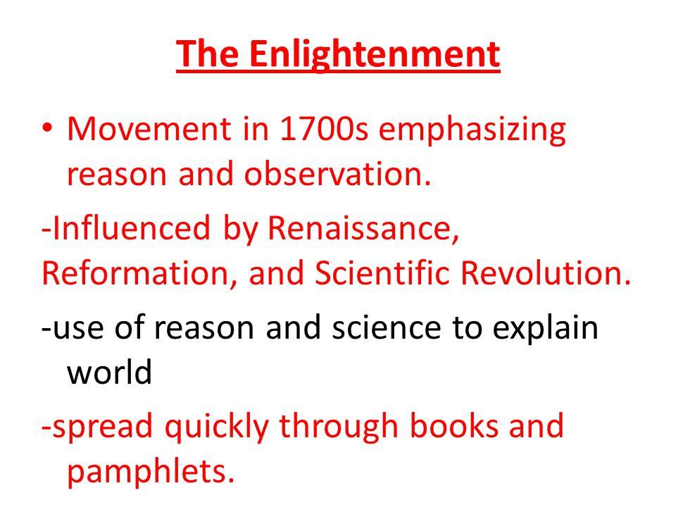 John Locke Enlightenment thinker.