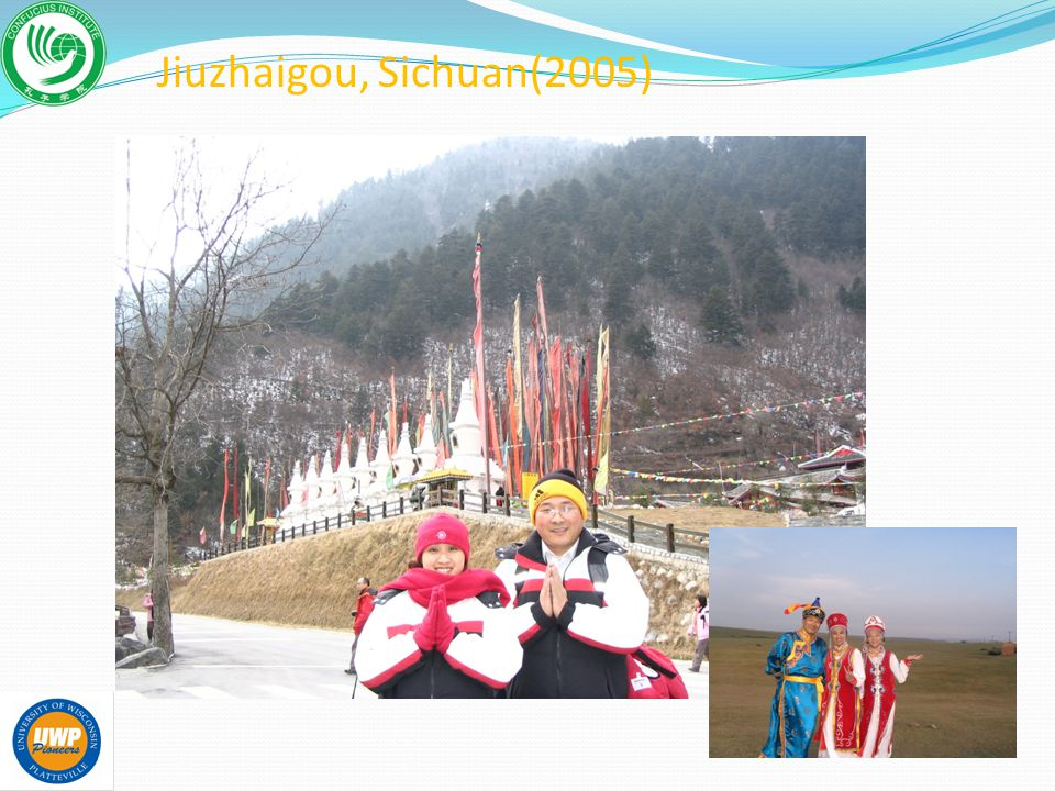 Jiuzhaigou, Sichuan(2005)