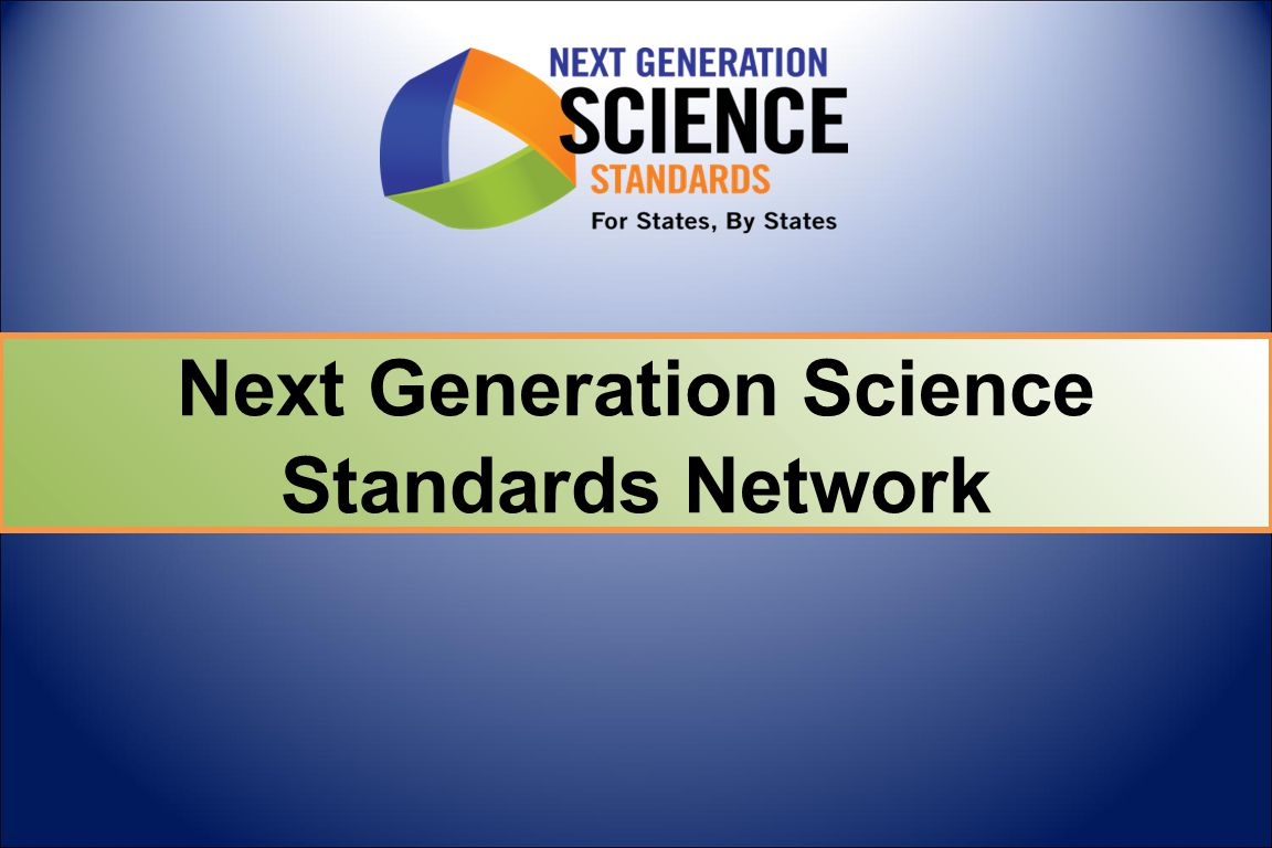 Next Generation Science Standards Network