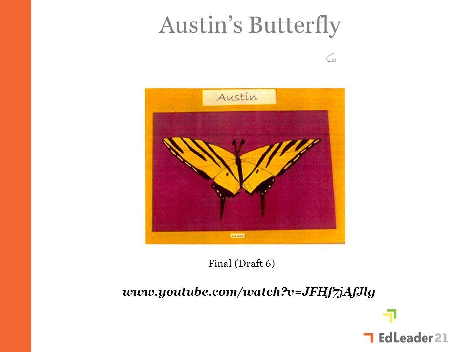 Austin's Butterfly Final (Draft 6) www.youtube.com/watch v=JFHf7jAfJlg