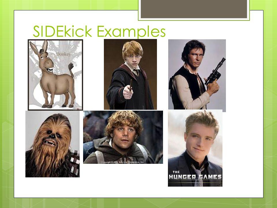 SIDEkick Examples