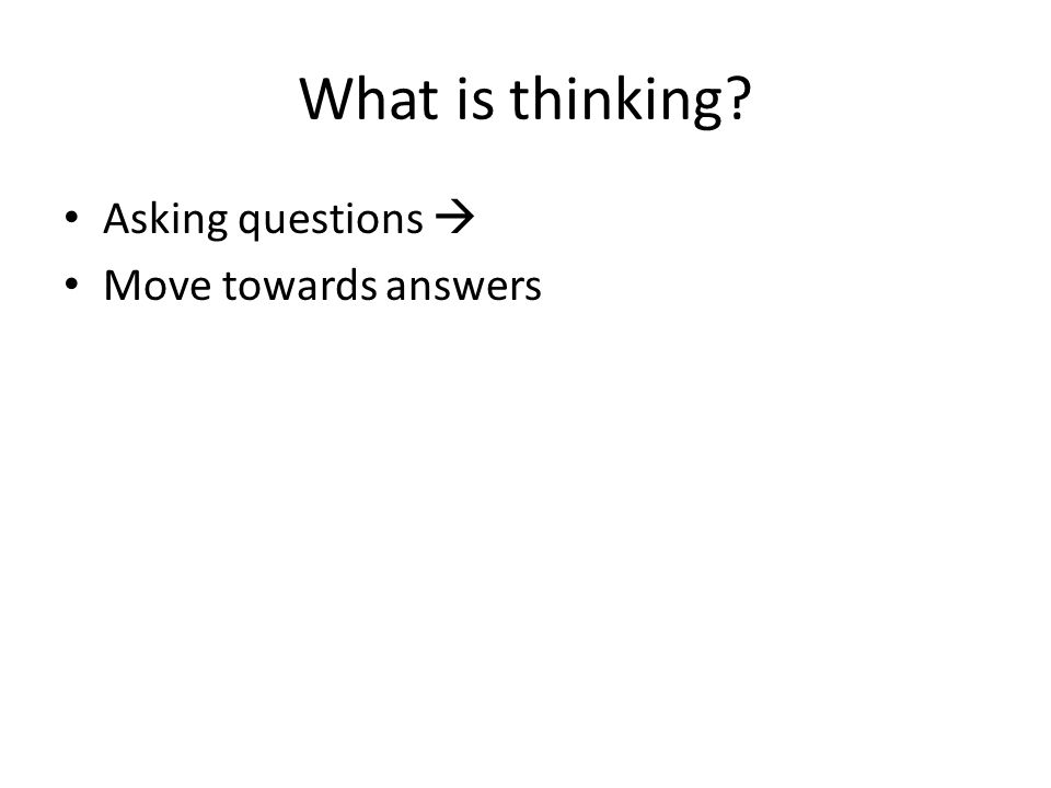 Assess Analytical Thinking Skills I tend to perform well on objective tests.