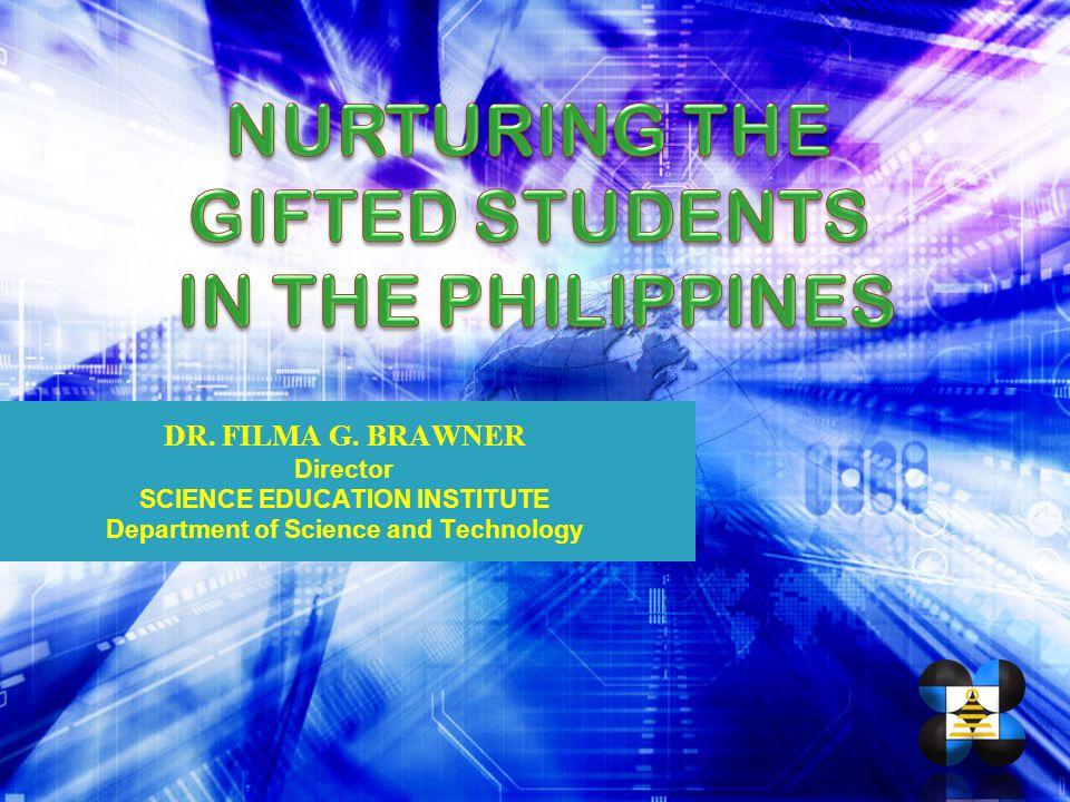 Basic Education Graduate Post- Graduate Undergraduate Specialization Level Feeder System Level 2 Development of S&T Education and Culture Feeder System Level 1
