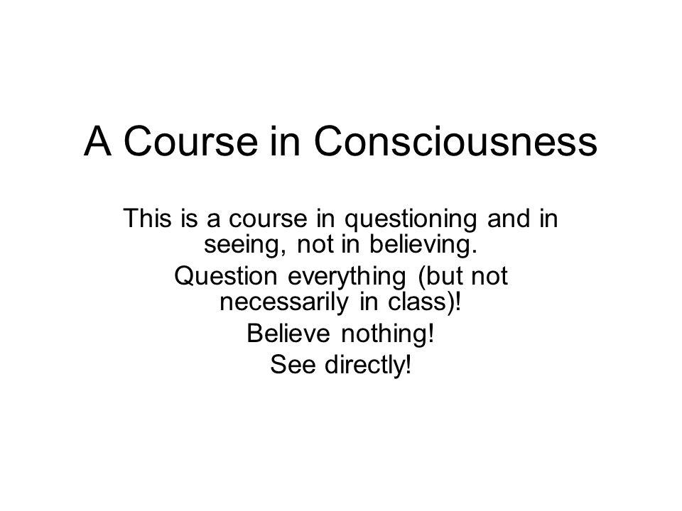 Concentration Concentration enables mindfulness (next slide).