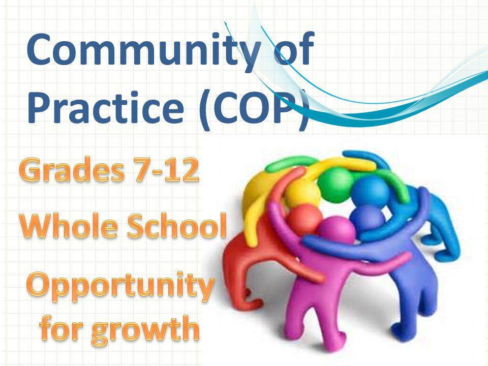 Community of Practice (COP)