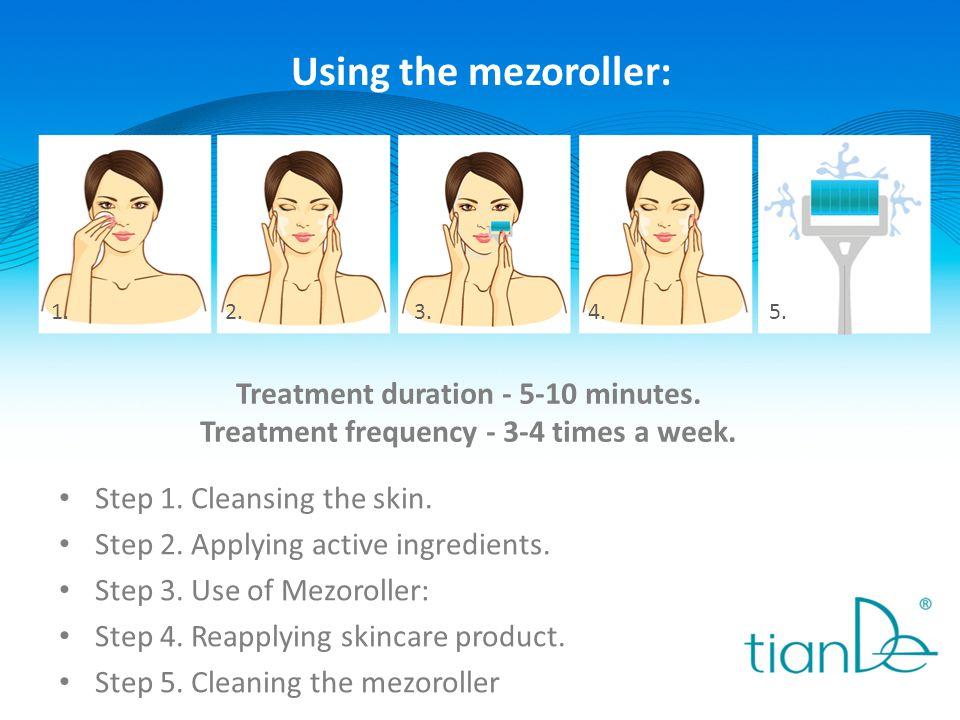 Benefits of using mezoroller: 1.Wide range of applications.