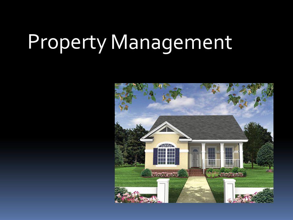 Management Property