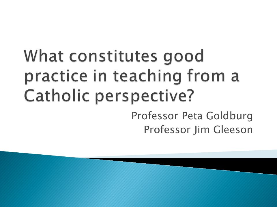 Professor Peta Goldburg Professor Jim Gleeson