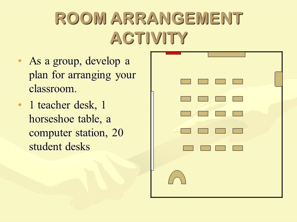 PREPARING FOR THE FIRST DAY OF SCHOOL Organize files, arrange, decorateOrganize files, arrange, decorate Imagine royalty is coming!Imagine royalty is coming.