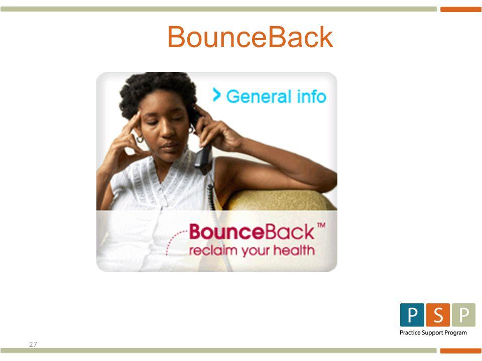 27 BounceBack