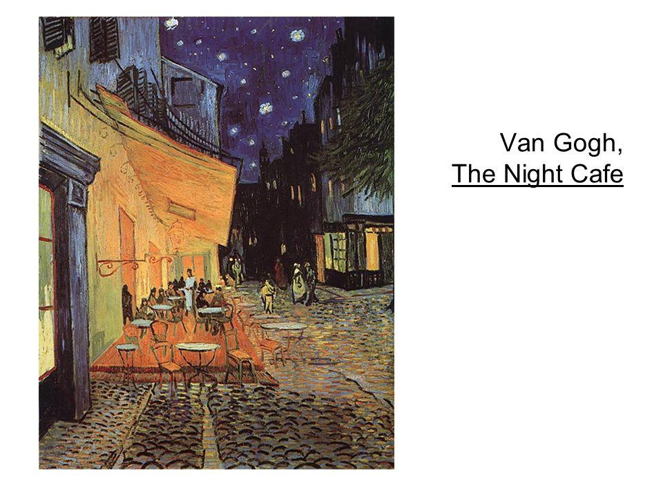 Van Gogh, The Night Cafe
