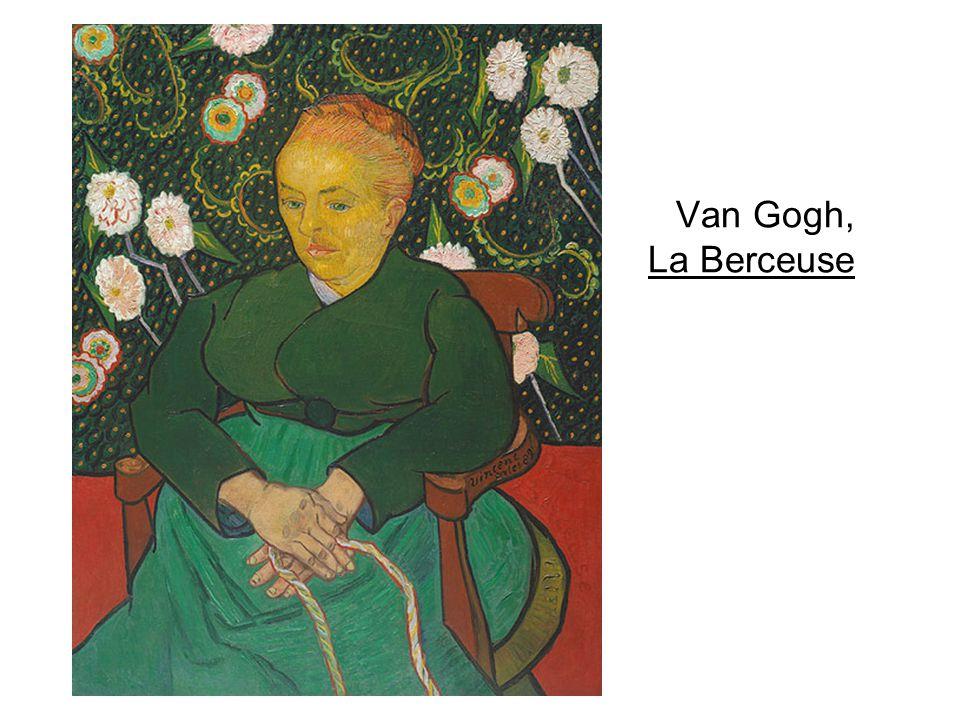 Van Gogh, La Berceuse