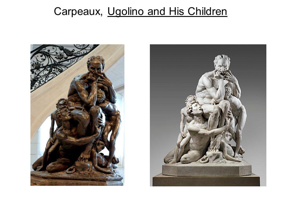 Carpeaux, Ugolino and His Children