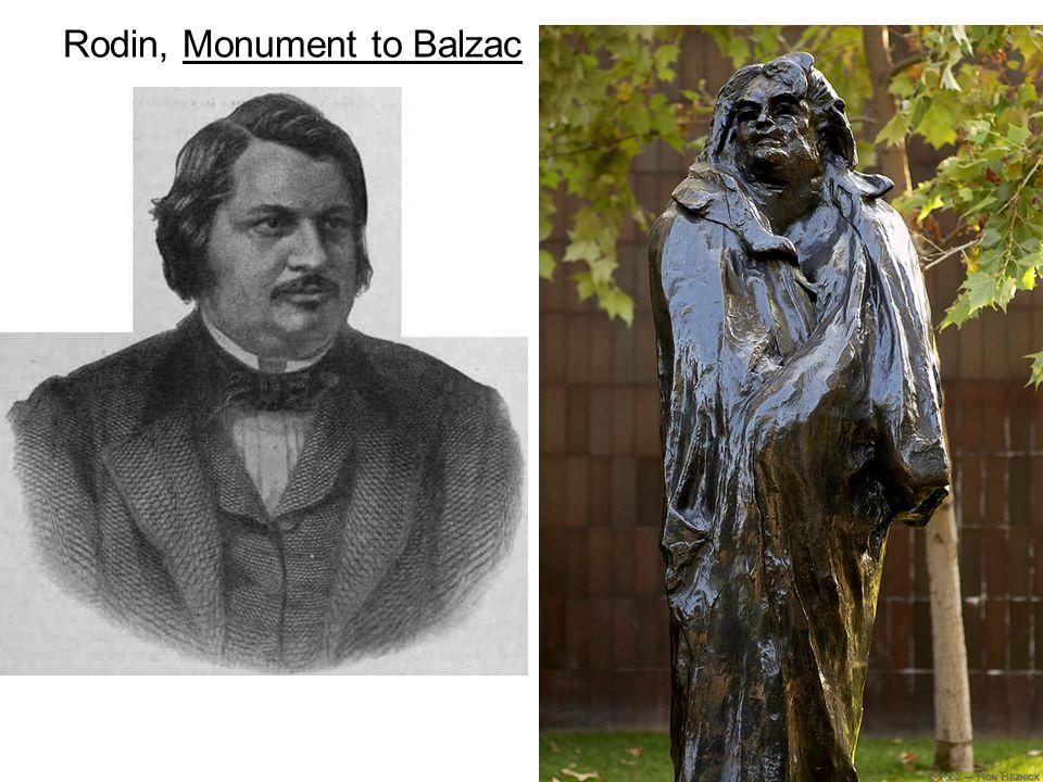 Rodin, Monument to Balzac