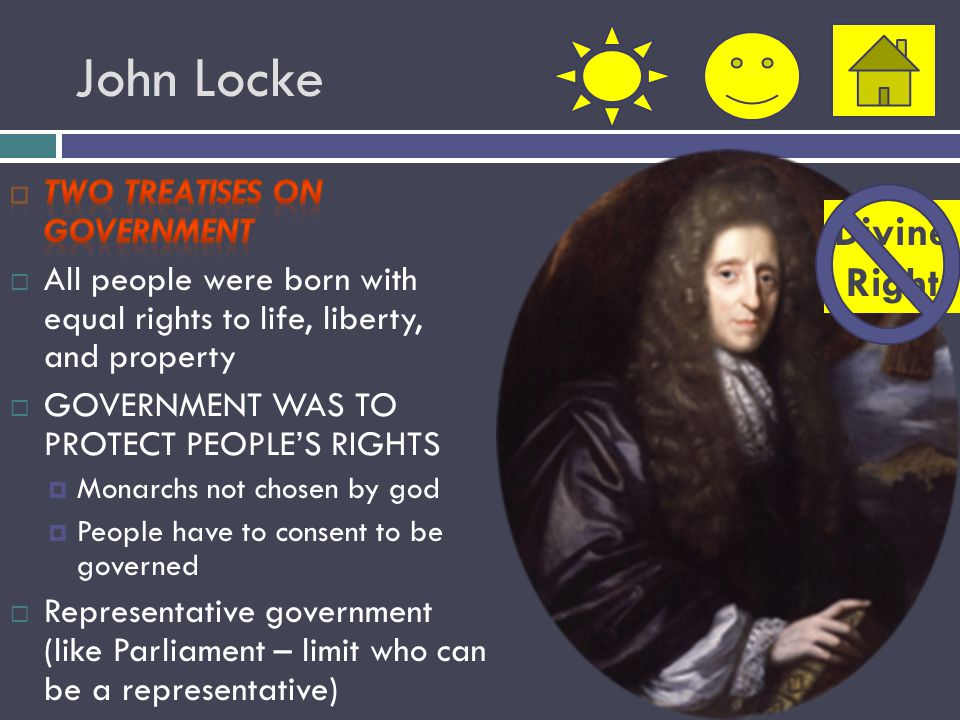 John Locke Divine Right
