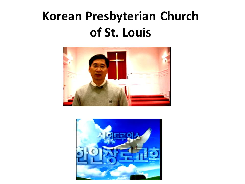 Korean Presbyterian Church of St. Louis