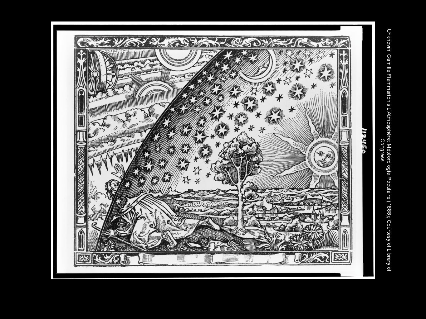 Unknown, Camille Flammarion s L Atmosphère: Météorologie Populaire (1888); Courtesy of Library of Congress