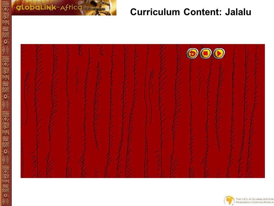 Curriculum Content: Naomi