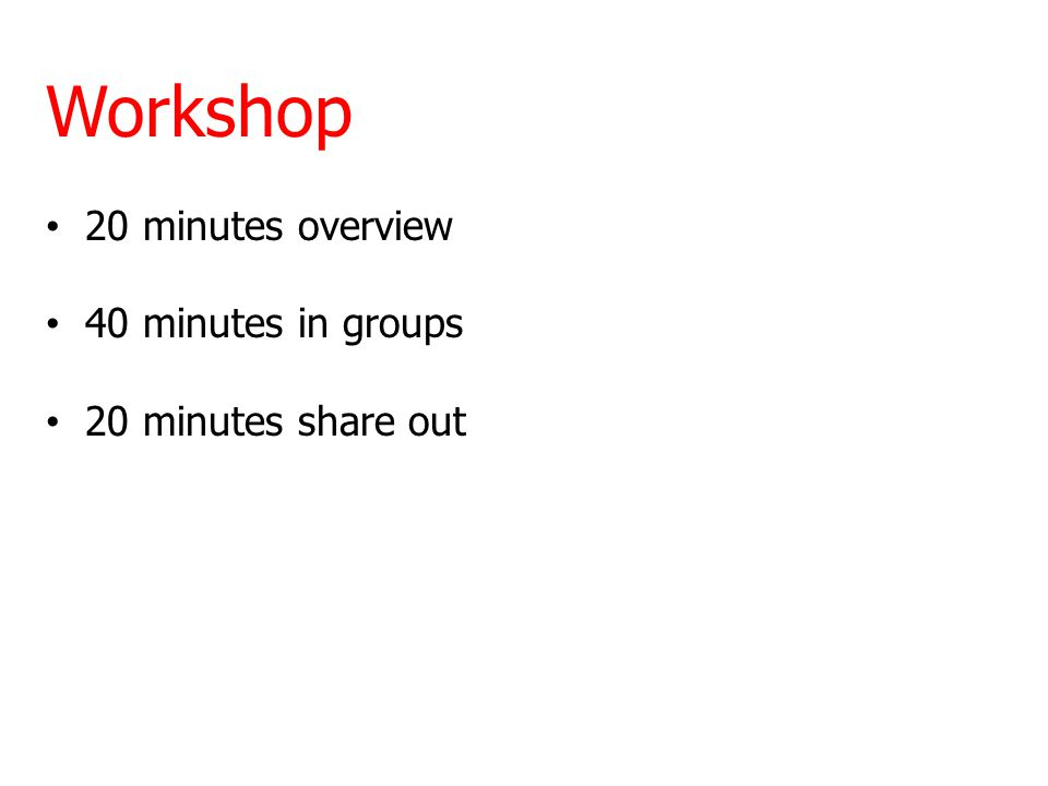 Modifications You must modify or add at least one thing to the Lecture/Activities.