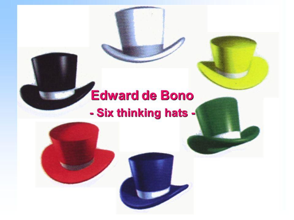 Edward de Bono was born in Malta in 1933.