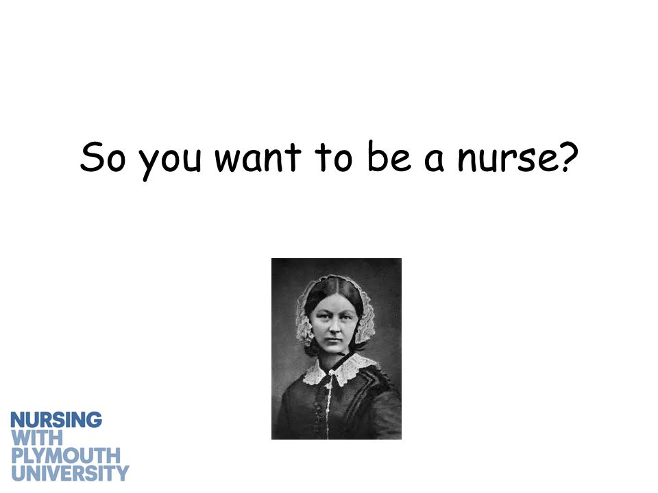 What is a nurse?