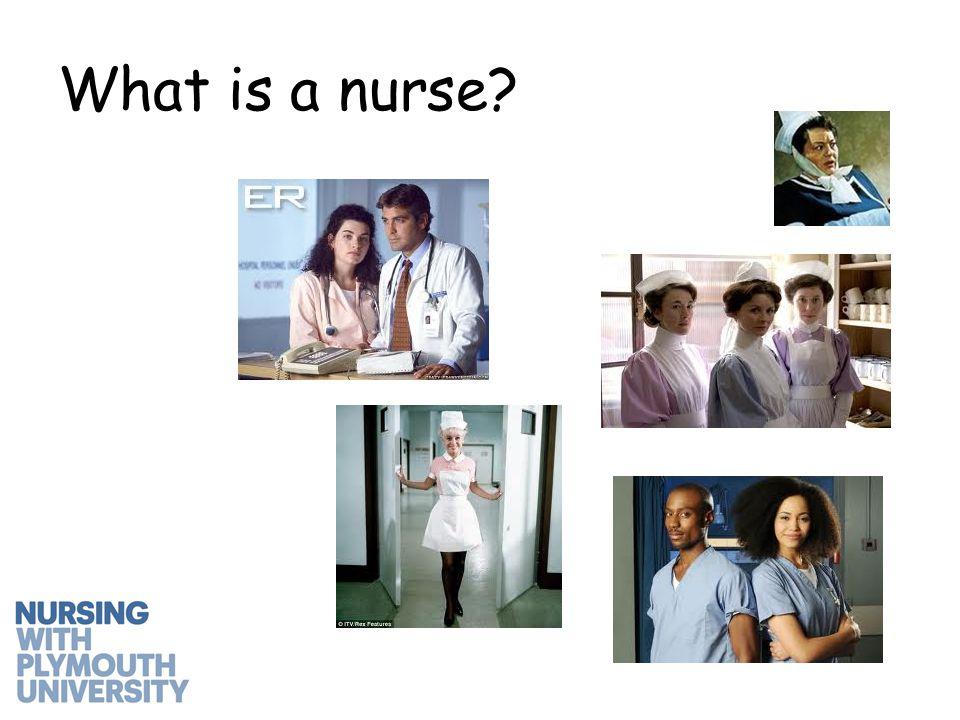 What is a nurse