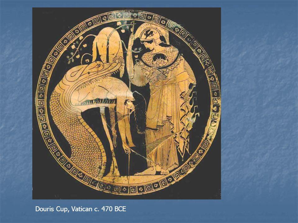 Douris Cup, Vatican c. 470 BCE
