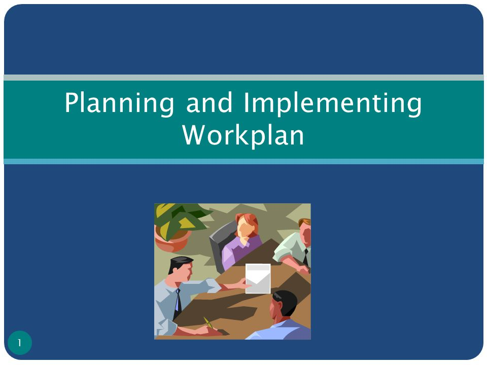 The Role of the PM - Work Plan PM is the key player and leads the processes PM divides the planning teams to take charge of individual components e.g.- outreach, NSEP, referral, etc.