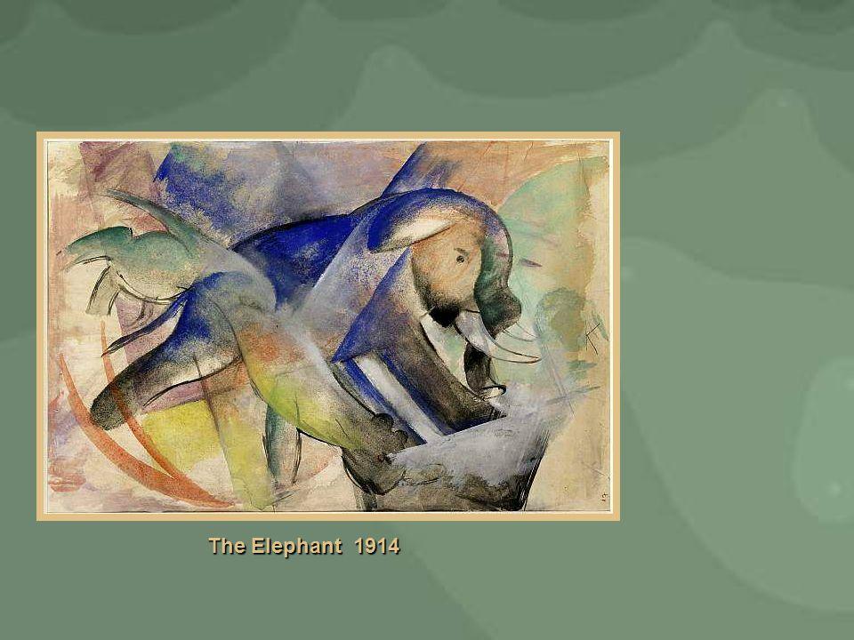 The Elephant 1914