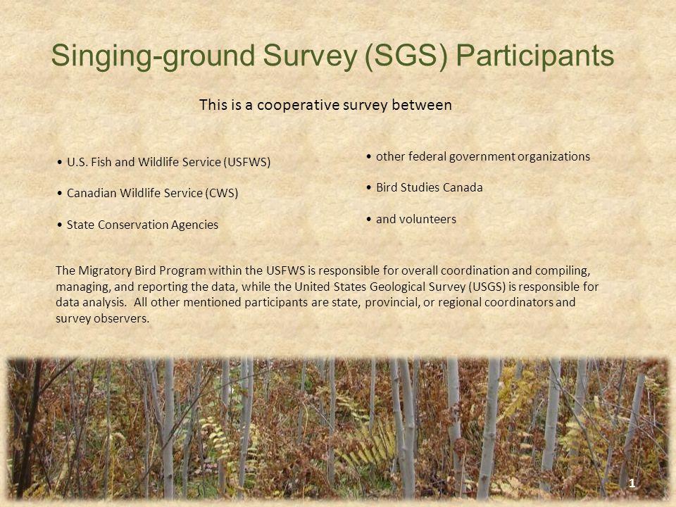American Woodcock Singing-ground Survey Observer Training Tool