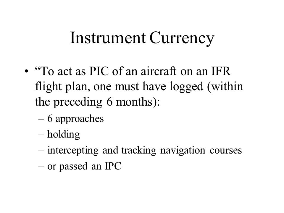 IFR Departure Procedures Standard –200'/nm climb gradient –35' at end of runway –400' HAA before turning Nonstandard –Avoidance by climb or heading –denoted by T on IAP –description in front of IAPs