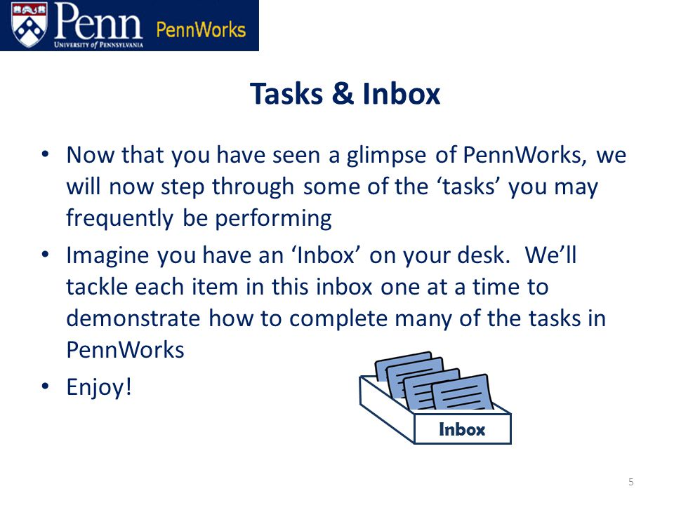 Task: LOA (Leave of Absence) To see this in PennWorks...click herehere Task Definition: In this task, you will see how to record a leave of absence.