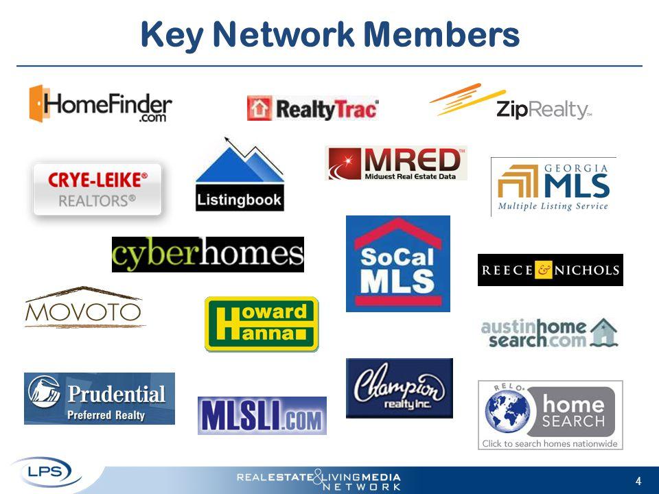 Key Network Members 4