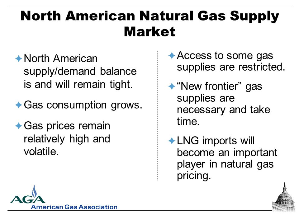 Current Natural Gas Industry Issues