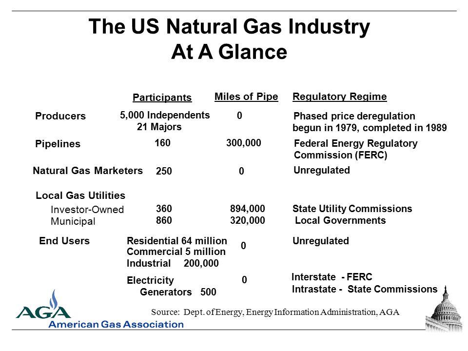 Natural Gas Transportation System