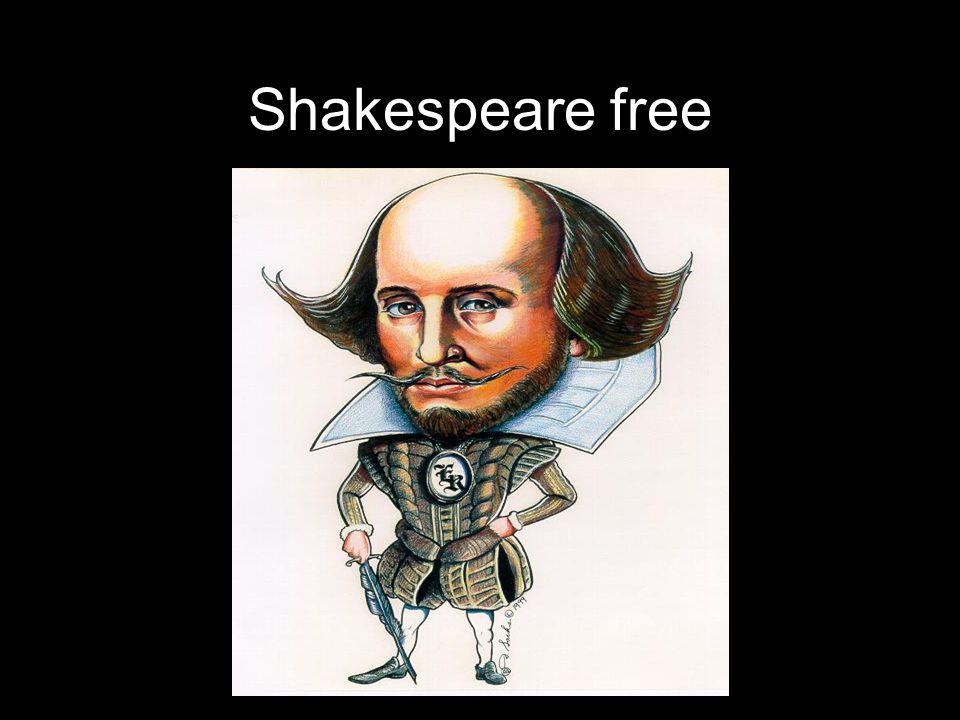 Shakespeare free