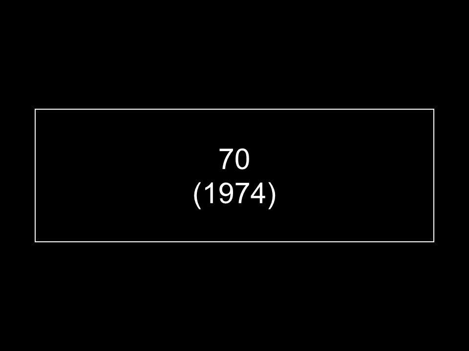 70 (1974)