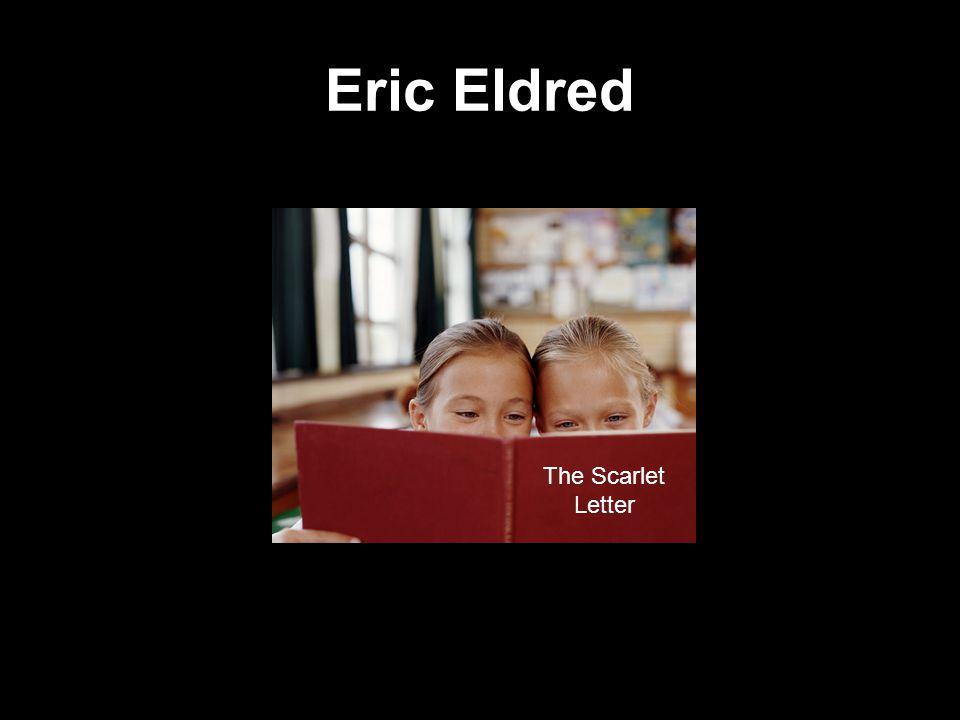 Eric Eldred The Scarlet Letter