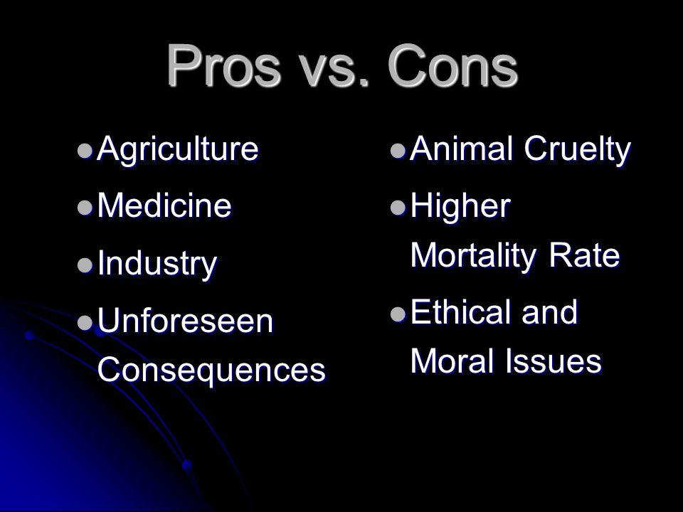 Pros vs.