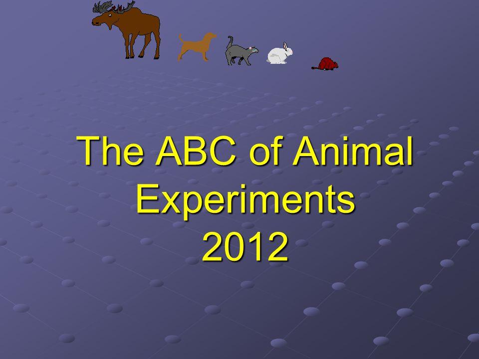 European competence FELASA categories A.Animal technicians A.