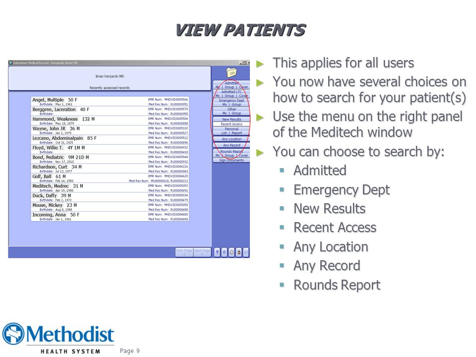 May 200830 ► This allows tracking and auditing of physician orders ► Click on the date next to the medication to view the Audit Trail , which shows when orders removed, completed, etc May 2008 October 2006 Page 30 ORDER HISTORY AND AUDIT TRACKING 1 2