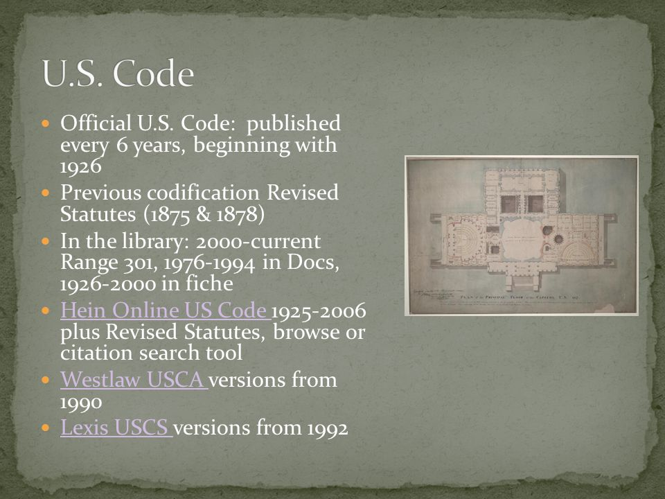 U.S.Public Laws, later compiled in Stat. volumes in P.L.