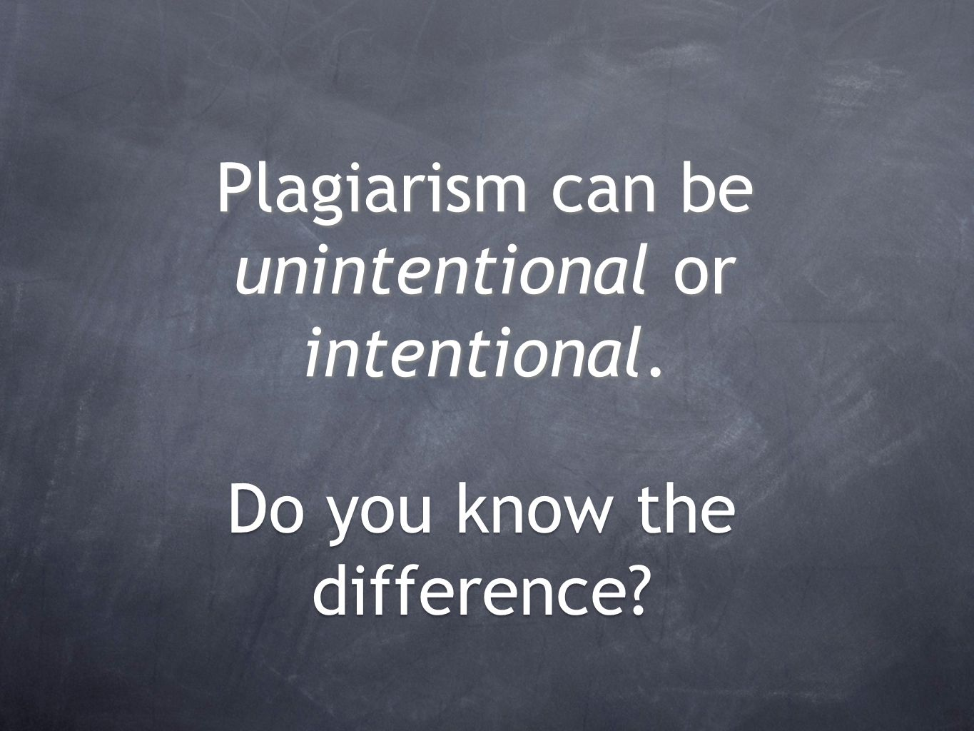 Examples of Plagiarism Patch-writing: Using sections of writing copied from a variety of sources, linked together with additional sentences.