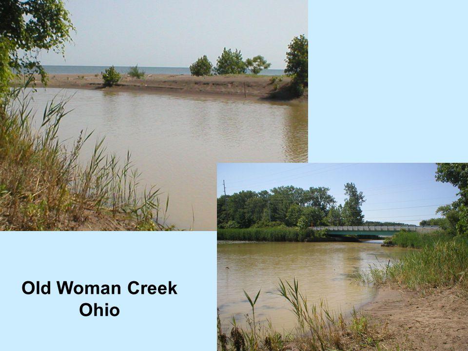 Old Woman Creek Ohio