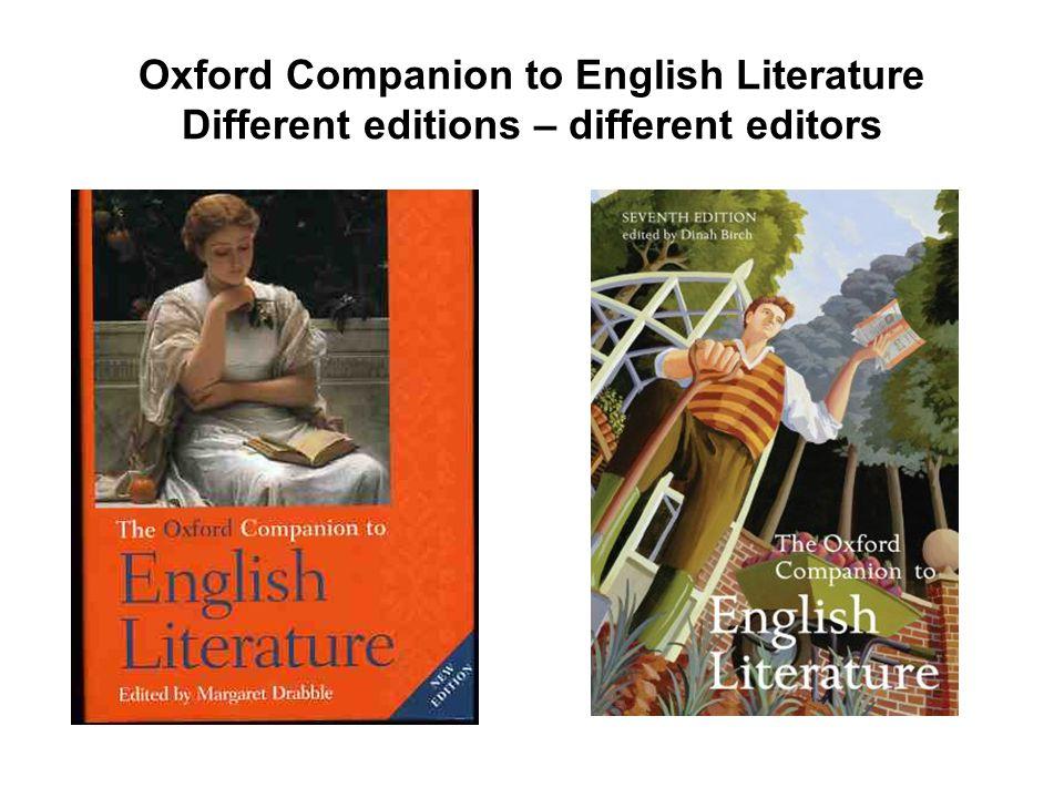 MLA Handbook Different editions